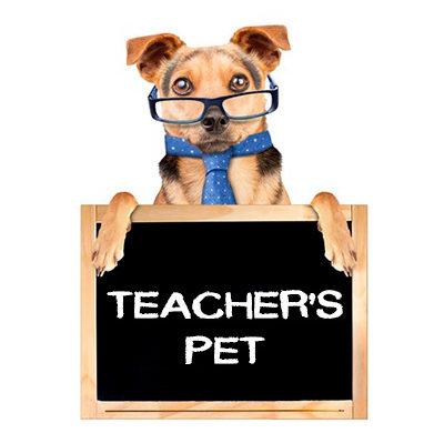 Teacher's Pet Days at the Clinic